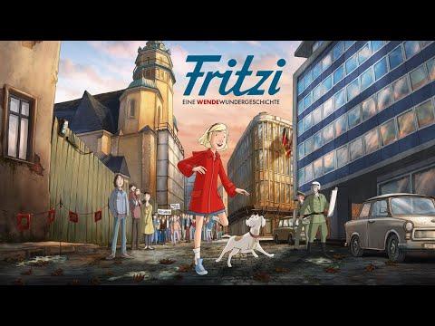 Fritzi - Eine Wendewundergeschichte | Auf DVD und digital | Offizieller Trailer HD Deutsch German