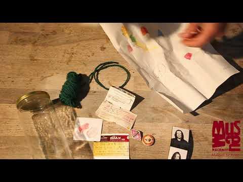 Zeitkapsel - MACHmit! Werkstatt für Zuhause