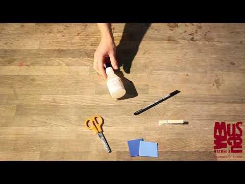 Wunschklammer - MACHmit! Werkstatt für Zuhause